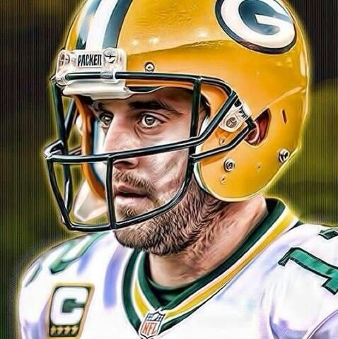Aaron Rodgers, greatest QB in the league right now