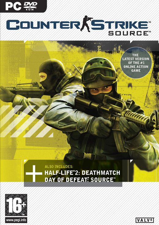 Counter Strike - Source