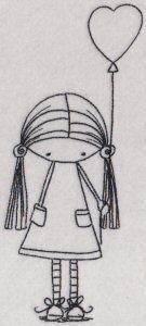 Bordado   Máquina libre del bordado Diseños   Bunnycup bordado   Ambers Mundial Redwork