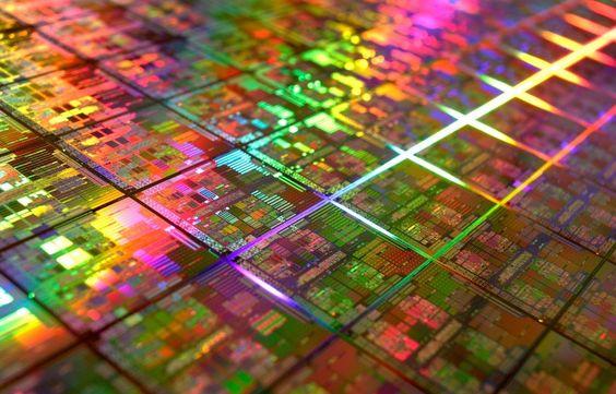 Por que processadores e outros chips são feitos de silício? - TecMundo
