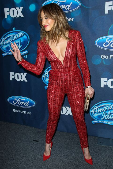 AMERICAN IDOL TOP 10 PARTY   02-25-2016