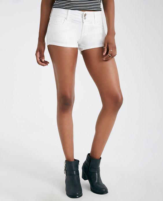 2-Button Twill Shorts 2-Button Twill Shorts