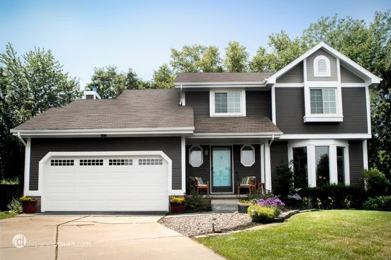 Paint Colors For House Paint And Exterior Paint On Pinterest