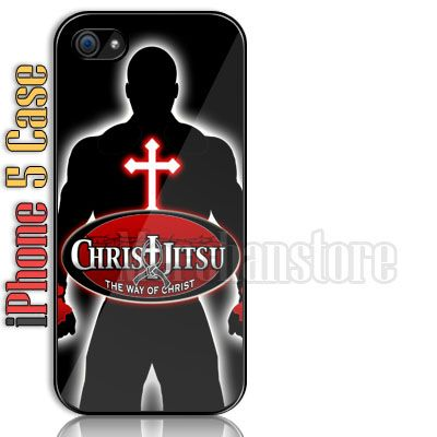 Christ Jitsu The Way of The Christ Religious Logo iPhone 5 Case Cover   #phonecases #iphone #cases #hardcases  #iphone5