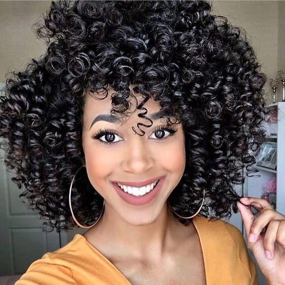 """1,632 curtidas, 23 comentários - Cabelos cacheados (@cabelos_cacheados_style) no Instagram: """"✔️Quer saber mais ? . . . . . . 📚Tudo sobre cachos tratamento e cuidados especiais com o seu cabelo…"""""""