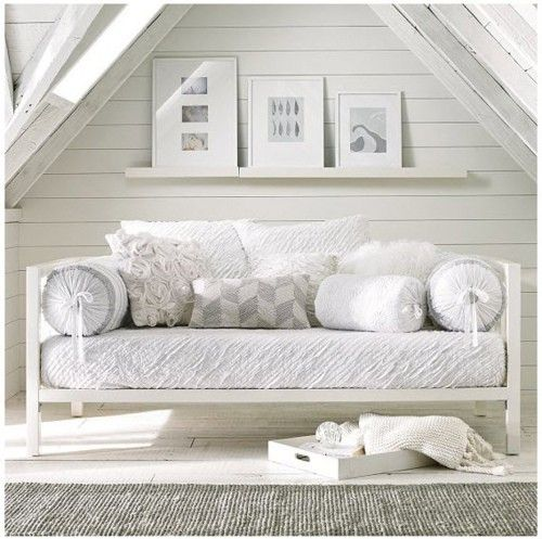 Daybeds are perfect for guest bedrooms.