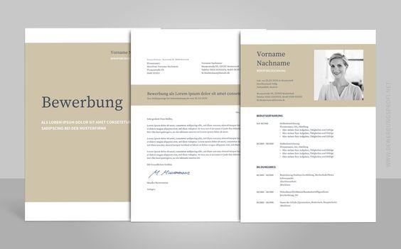 Bewerbung Napea Mit Lebenslauf Deutsch Vorlage Muster Etsy Bewerbung Muster Bewerbung Lebenslauf Vorlage Vorlage Bewerbung
