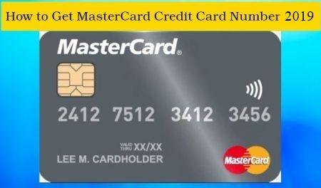 Mastercard credit card Number generators  Mastercard credit card