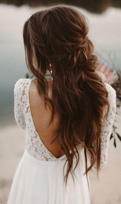 Wedding Guest Dresses For Women Weddings Majorca Weddings 826 Armitage Garden Weddings I In 2020 Short Wedding Hair Boho Wedding Hair Simple Wedding Hairstyles