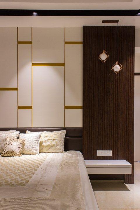 Bold And Warm House Interiors Meraki Creatives The Architects Diary In 2020 Interior Design Bedroom Luxury Bedroom Design Ceiling Design Bedroom