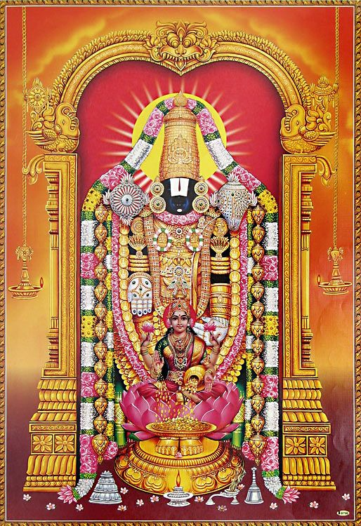 3d Wallpapers Of Lord Venkateswara 242031 Lord Balaji Lord Ganesha Paintings Lord Murugan Wallpapers