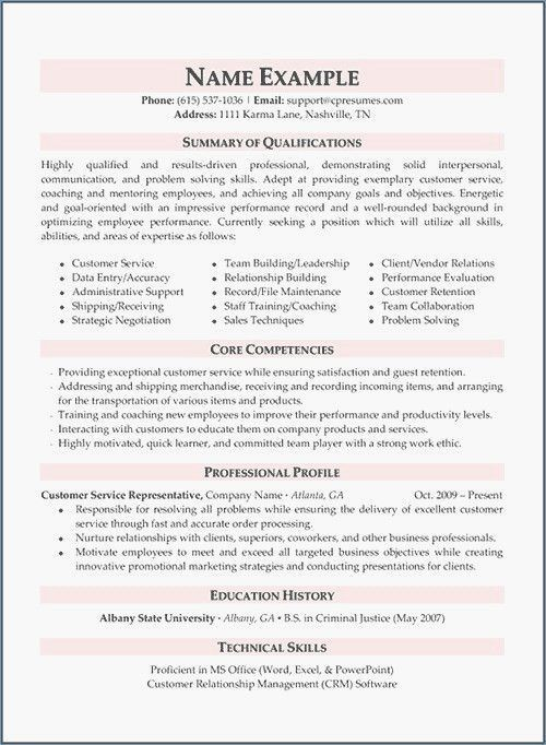 28 Strong Customer Service Skills Cover Letter Templates