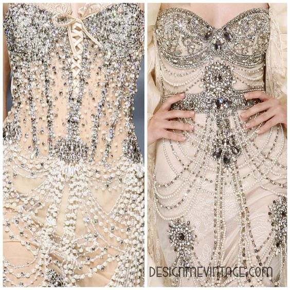 These gowns are exquisite.....