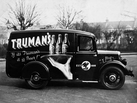 Truman's Beer makes an historic comeback – Now. Here. This. – Time Out London