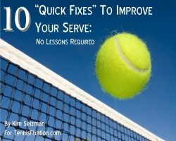 How To Use The Tennis Ready Position – Tennis Quick Tips Podcast 31 | Tennis Fixation