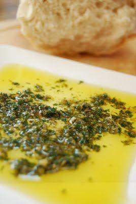 Carraba's bread dip