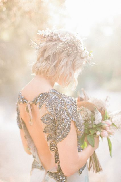 25 breathtaking unique wedding dresses that defy classic expectations: