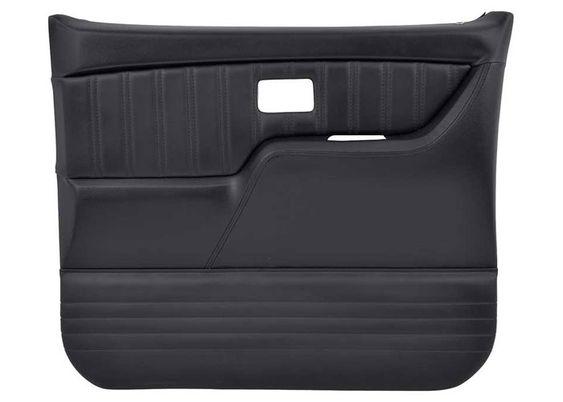 73 80 Custom Sport Door Panels Black Brotherstrucks Com Gmc Truck Panel Doors Chevy