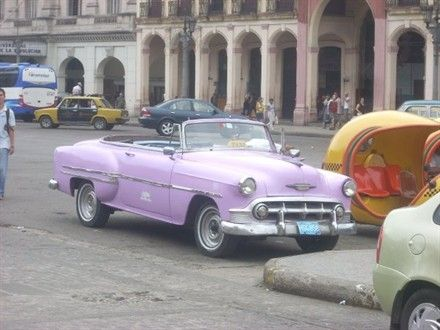 Cars in Havana by sals