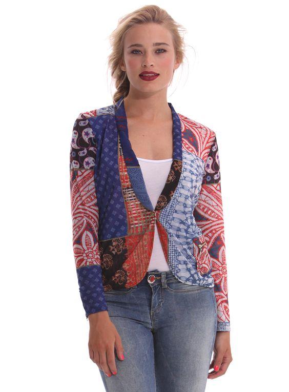 DESIGUAL chaqueta AME 3 - 69,30€ :
