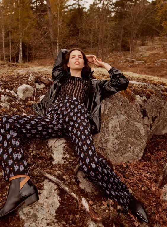 visual optimism; fashion editorials, shows, campaigns & more!: hayett mccarthy by benjamin vnuk for sleek #46