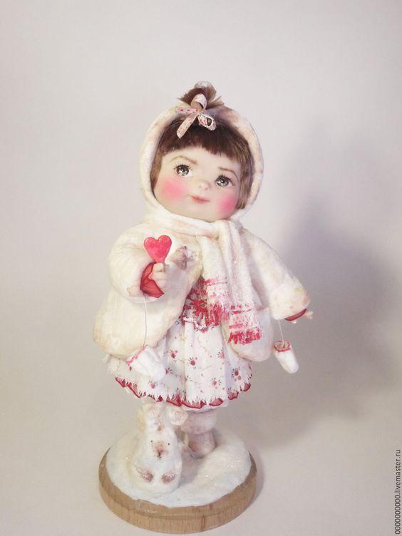 Купить Малышка (1) - авторская ручная работа, авторская работа, авторская игрушка, авторская кукла