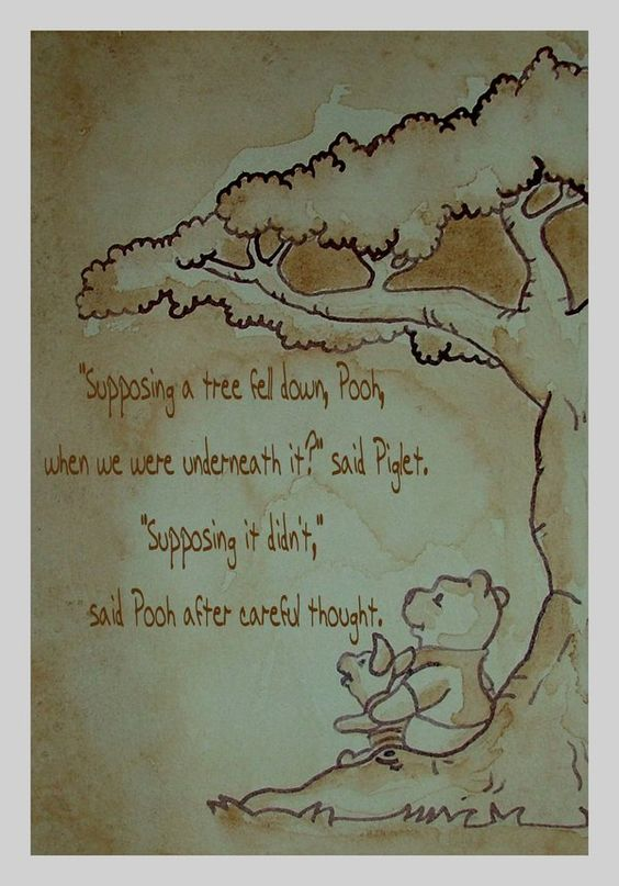 The Te Of Piglet Quotes | Winnie the Pooh and Piglet by ~Twixiebug on deviantART