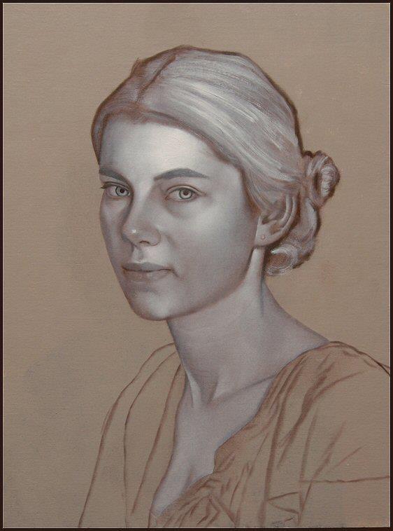 Acrylic painting portrait step by step 1000 ideas about oil portrait