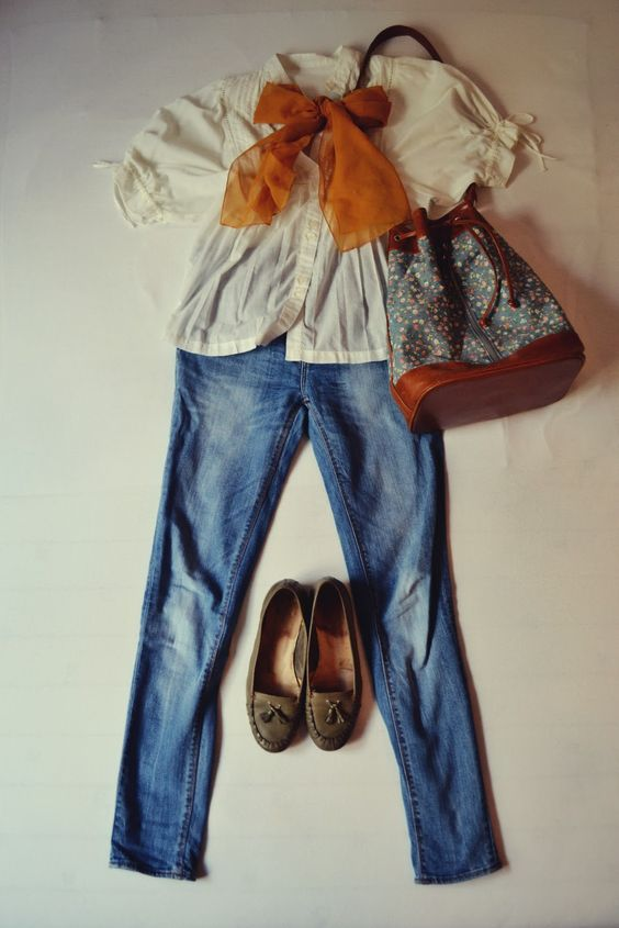 cute comfy outfit.. but still girly