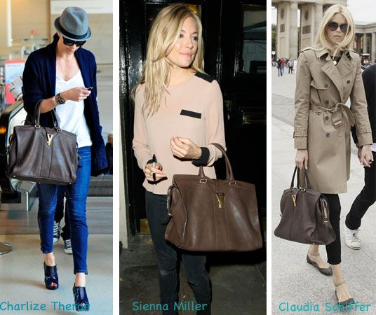 ysl replica handbags have celebrities going crazy on the