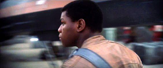 1st Order Imperial Stormtrooper FN-2187 aka Finn