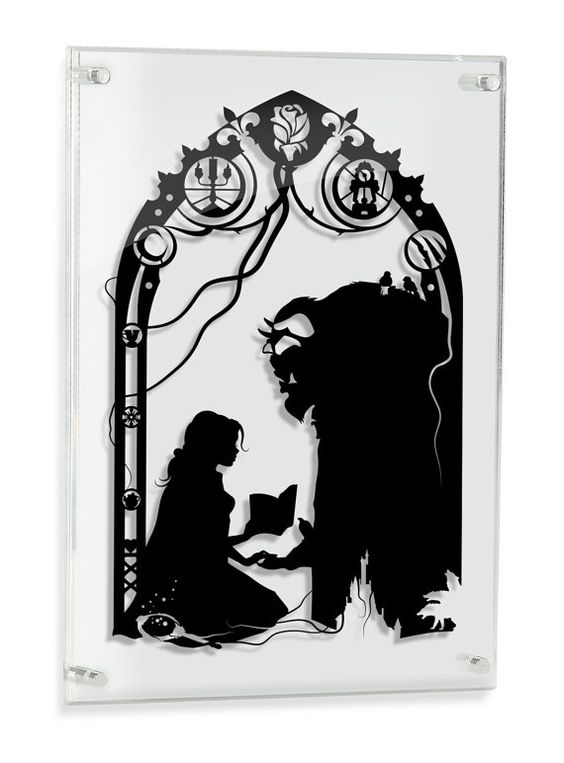 Hey, I found this really awesome Etsy listing at https://www.etsy.com/listing/270115911/belle-and-beast-beauty-and-the-beast: