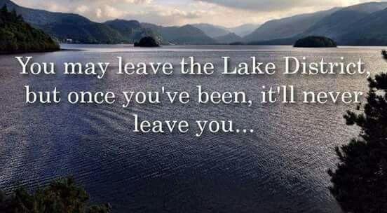 Lake District: