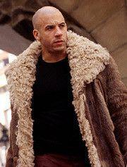 Vin Diesel Xxx Movie Winter Coat 92