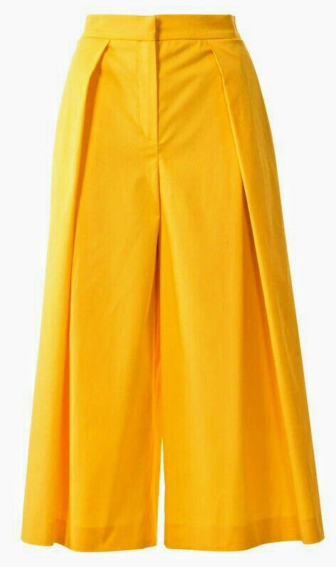 Chic Pants Wide Leg