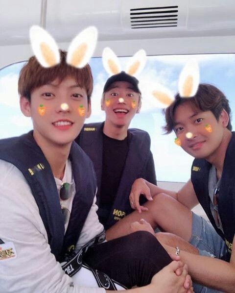 Pin By Bri On Celebrities Kpop Idols Btob Minhyuk Btob Minhyuk