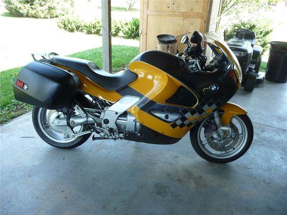 Bmw K1200rs Bmw Motorbikes Bmw Bmw Motorcycle