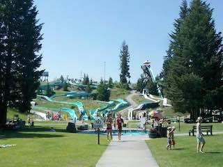 Big Sky Waterpark in Columbia Falls | Montana - on FamilyDaysOut.com