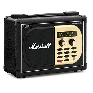 The DAB radio I use to listen to Radio 6. I also have the second speaker and, yes, it goes up to 11.