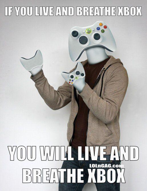 Live and Breathe Xbox