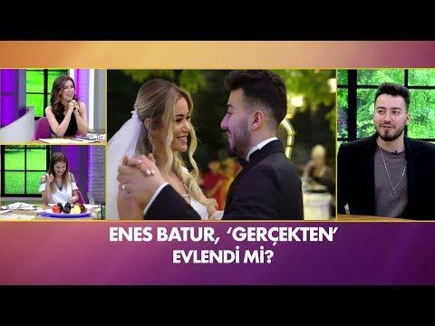 Enes Batur Gercekten Evlendi Mi Muge Ve Gulsen Le 2 Sayfa Gercekler Leydi Unluler