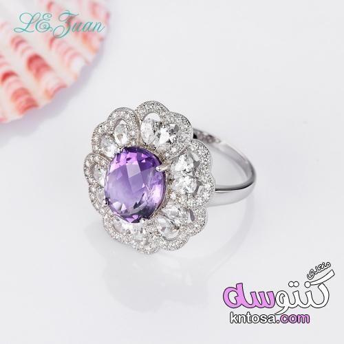 خواتم شيك جدا خواتم ذهب كبيرة 2019خواتم فخمة وراقية 2019 خواتم دهب ابيض Engagement Rings Rings Sapphire Ring