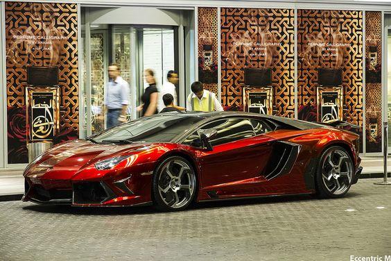Luxury, Style, Wealth & Cars: Millionaires Road : Photo