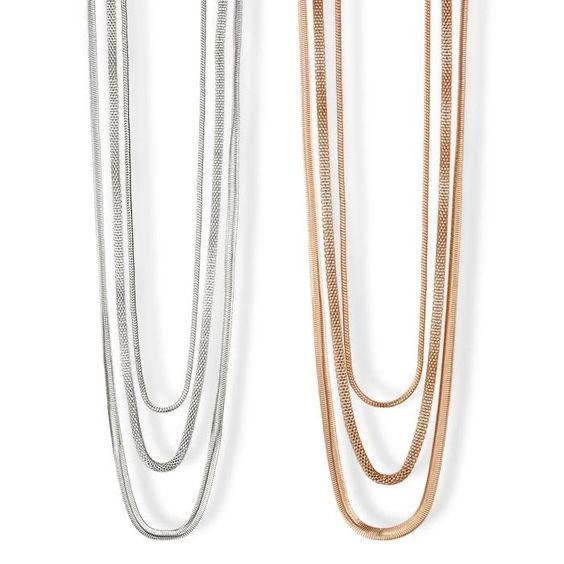 Avon Natural Falcon Collar Necklace. Regularly $14.99, shop Avon Jewelry online today! #Avon #Jewelry https://bmloggains.avonrepresentative.com/