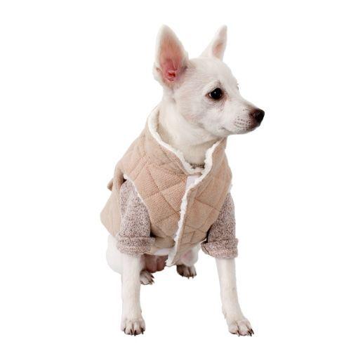 Pogny Dog Vest Beige Dognpet Pet Apparel And Accessories Online Shopping Mall Accesso Dog Vest Pet Clothes Pet Style