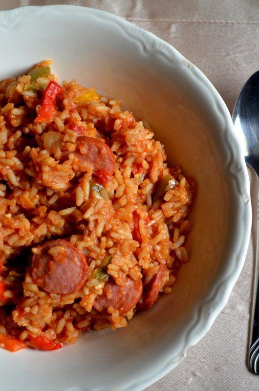 For the Love of Dessert: Jambalaya