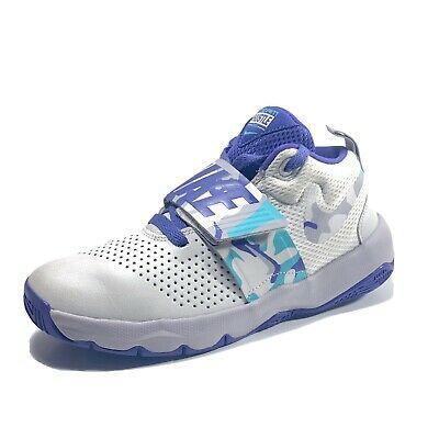 Nike Team Hustle D8 GS Basketball Shoes