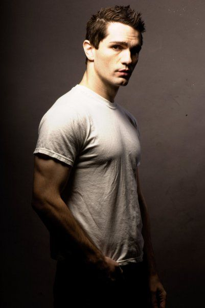 Sam Witwer--Being Human. Nothing like a sexy vampire for the eyes