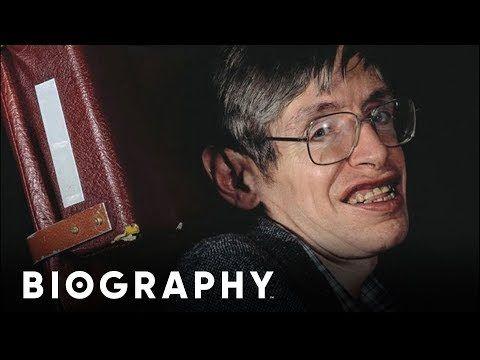 Stroketv What An Inspiration Mini Bio Stephen Hawking Stephen Hawking Physicist Girl God