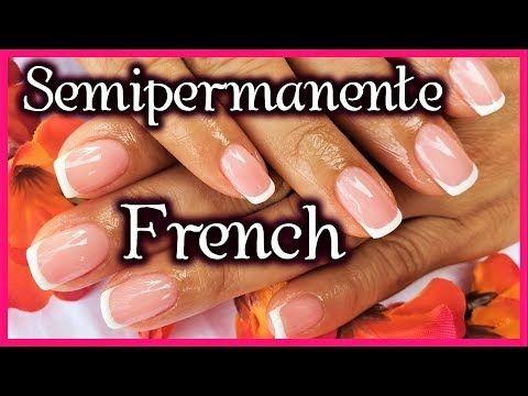 Como Hacer Manicura Francesa En Casa
